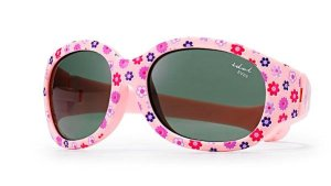 Tiny Tots II - IE5635 Pink frame with flower print