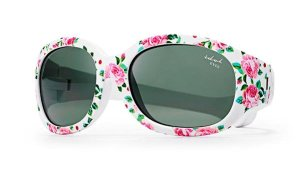Tiny Tots II - IE5635, White frame with rose print