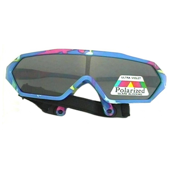 Tiny Tots II - IE7155S, Blue with G-15 polarized lens