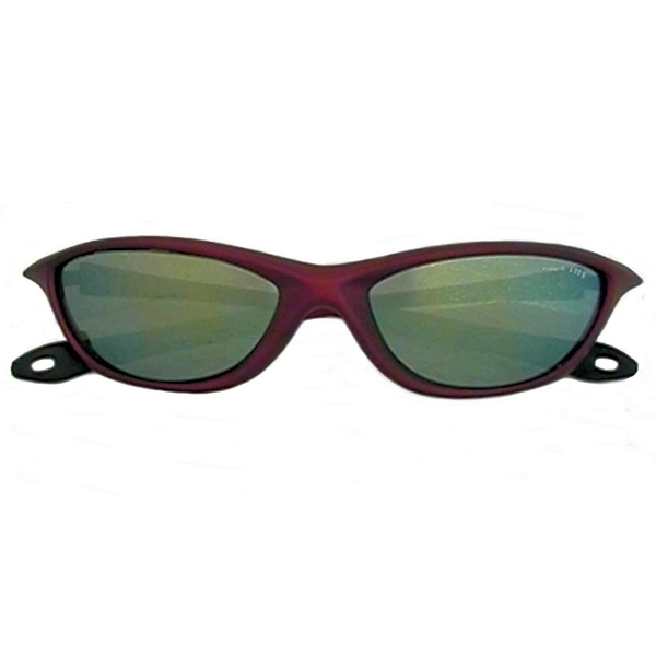 Kids II - IE35062, Matt silk red frame with G-15 Gold mirror lens