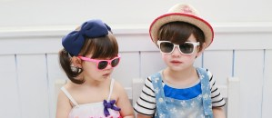 Looking good in IE1027SR Pink & IE9011 White sunglasses