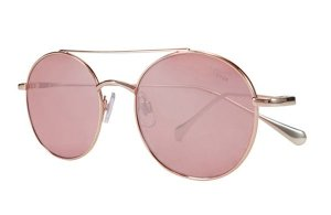Kids I - IE69185, Gold frame with Pink / Silver mirror lens