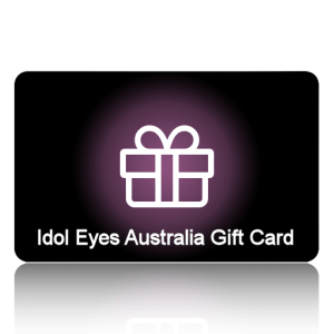 Idol Eyes Australia Gift Card