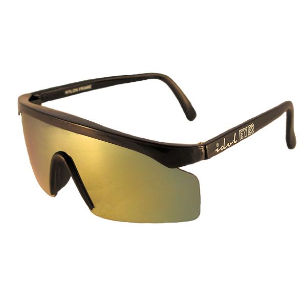 Tiny Tots I - IE 770SS, Black frame toddler blade sunglasses