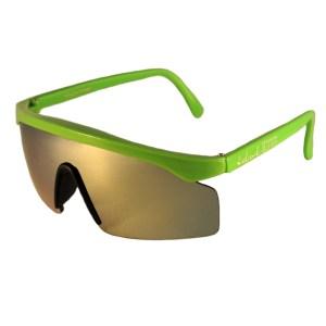 Tiny Tots I - IE 770SS, Green frame toddler blade sunglasses
