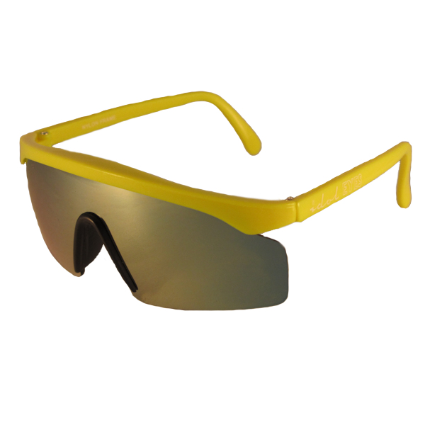 Tiny Tots I - IE 770SS, Yellow frame toddler blade sunglasses