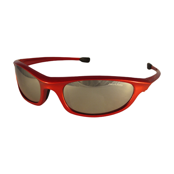 Kids II - IE009, Shiny metallic red frame