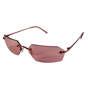 Kids II - IE092, Pink frame with pink lens