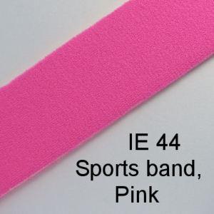 IE 44 Neoprene Sports Band - Pink