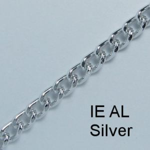 IE AL Silver spectacle chain