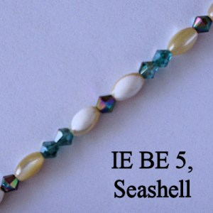 IE BE 5, Seashell spectacle chain