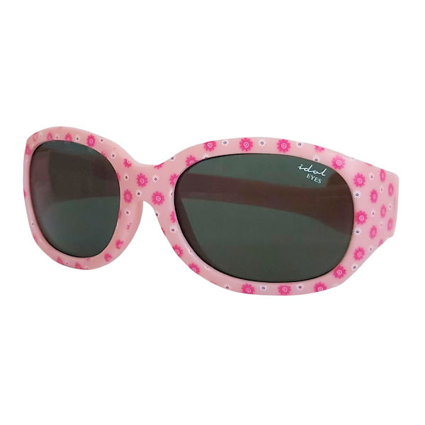 Tiny Tots I - IE5630 Pink frame with flower print