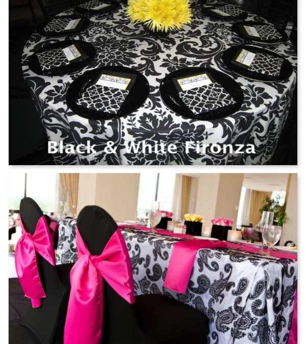 Celebrating Black Linens on Black Friday