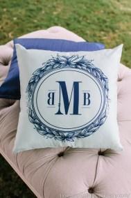 I Do Linens Custom Pillows