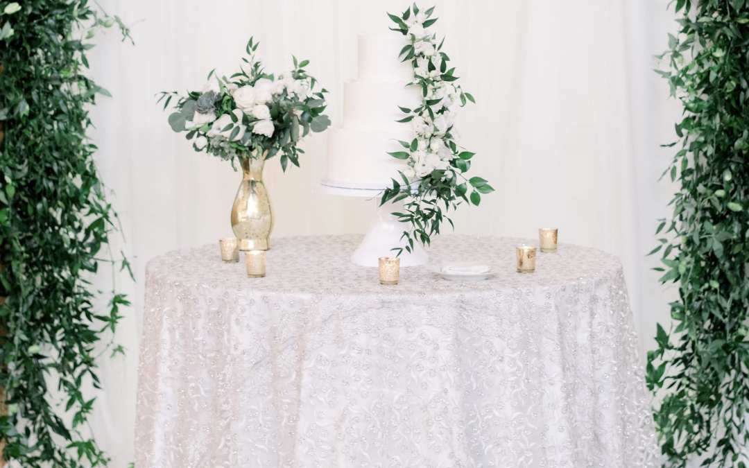 Trend Watch | Cake Table Displays