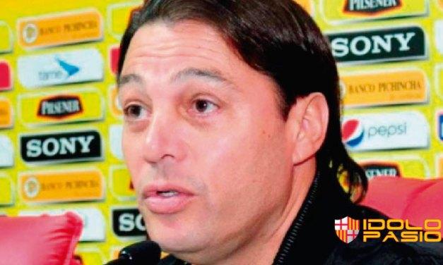 Alfaro Moreno asegura que Barcelona es la mejor plantilla del campeonato