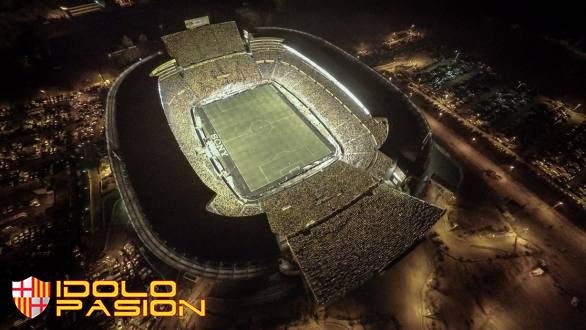 El Monumental se prepara para la final de Copa América 2023