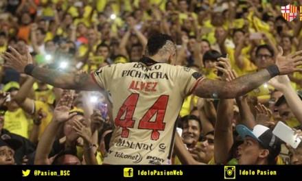 Álvez en el once ideal de la Libertadores