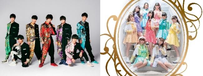 12月2日(日)イオンモールに「祭nine.」「SUPER☆GiRLS」が登場!