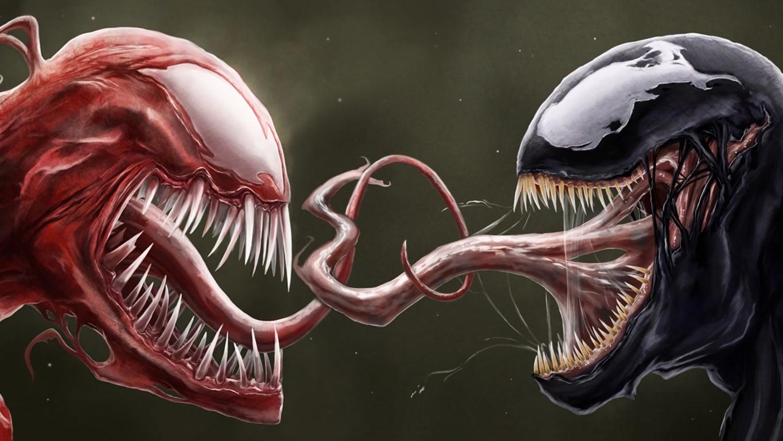Hình ảnh venom 4k Siêu đẹp