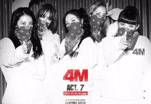 Hồ sơ thành viên 4Minute 2018