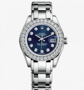 Rolex Oyster Perpetual Lady Datejust Pearlmaster