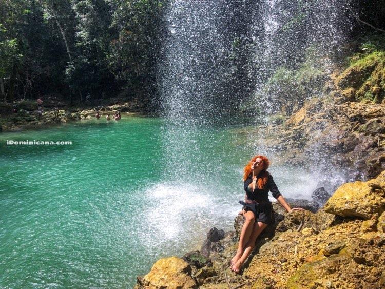 Cachoeira Sokoa (República Dominicana) Idominicana.com