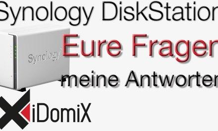 Synology DiskStation Eure Fragen – meine Antworten I