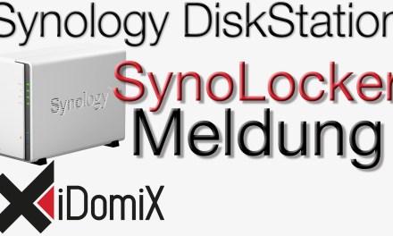 Wichtige Sicherheitsmeldung zu SynoLocker