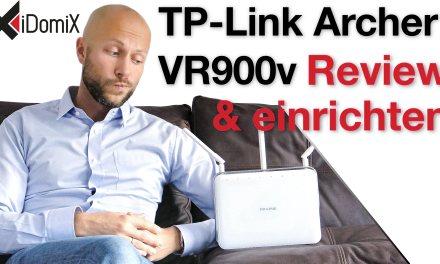TP-LINK Archer VR900v Review