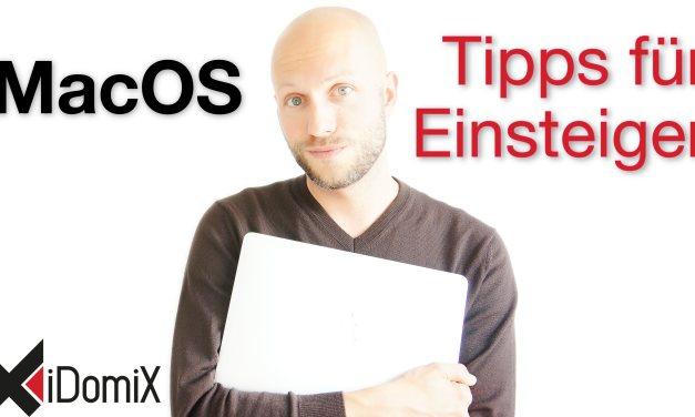 Mac Tipps für produktives Arbeiten für Anfänger mit Boardmitteln