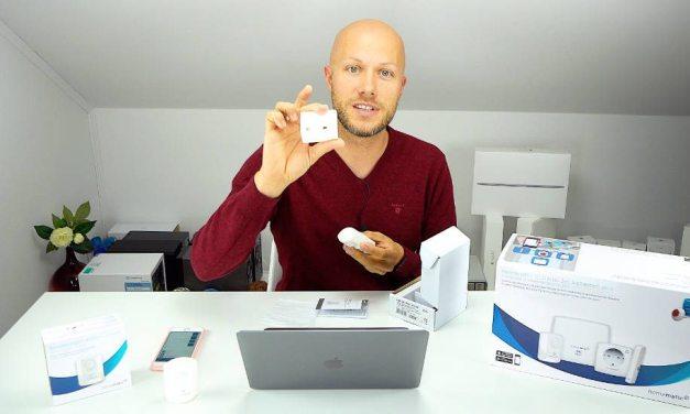 Homematic IP Bewegungsmelder Sicherheit Hüllschutz Vollschutz
