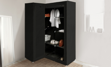 armoire rangement optimale d angle