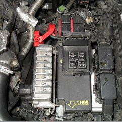 2004 Chrysler Sebring Convertible Wiring Diagram 2001 Ford F250 Just Where Is The Starter Relay On A 1997