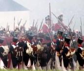 The battle for Hougoumont