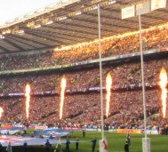 Rugby World Cup Final 8