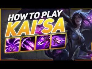 HOW TO PLAY KAI'SA SEASON 11 | BEST Build & Runes | Season 11 Kai'Sa guide | League of Legends