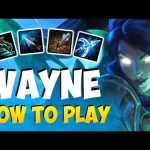 How to Play VAYNE ADC for Beginners | Vayne Guide Season 11 | League of Legends