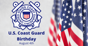 August 4th Marks the U.S. Coast Guard's 231st Birthday! | Mesothelioma Law Firm