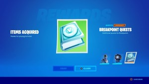 How To COMPLETE ALL BREAKPOINT CHALLENGES in Fortnite! (Quests Guide)