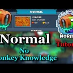 Bloonarius Normal Tutorial  – No Monkey Knowledge – Week 3 – Cracked – (BTD6)