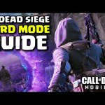 How to beat HARD MODE in Undead Siege GUIDE | COD Mobile Zombies