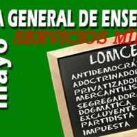 Servicios mínimos para la huelga en educación del 9 de mayo