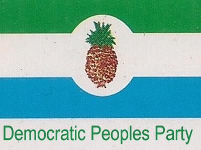DEMOCRATIC PEOPLE'S PARTY