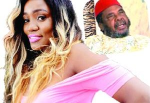 Liberian Actress Gushes about Pete Edochie – He's My Dream man, I want to Marry Him.
