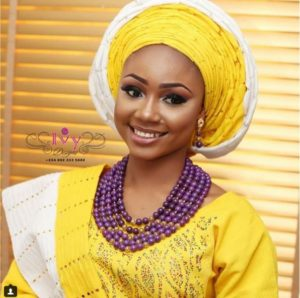 SEE SWEET LOVE!!! THESE AMAZING OUTFITS FOR TRADITIONAL MARRIAGES WILL MAKE YOU MOVE YOUR WEDDING DATE!  ivydesignsbyabimbola wedding 300x298