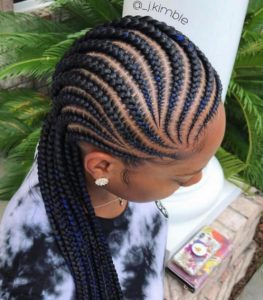 Beautiful Ghana Weaving Hairstyles For Any Occasion