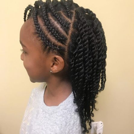 50 Back To School Hairstyles For Your Girls 2020 Idonsabi