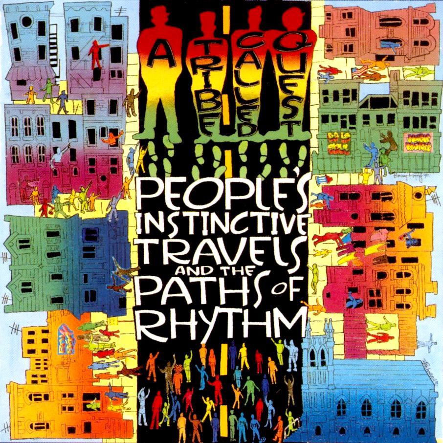 "#rethinkthursday A Tribe Called Quest, ""people's"