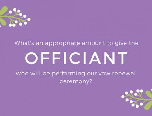 Who Renews Their Wedding Vows?